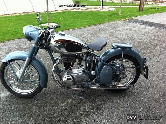 Other  Horex Regina 400 1954 Vintage, Classic and Old Bikes photo