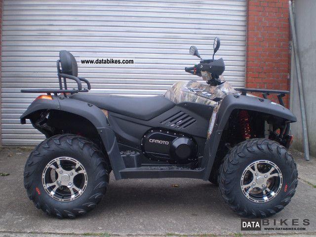 2011 Other  CF Moto X625 C Motorcycle Quad photo