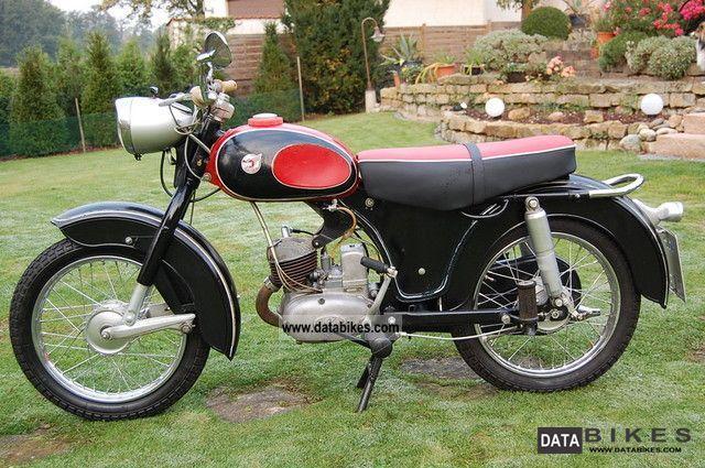 Other  K 100 vintage 98s Göricke 1959 Motorcycle photo