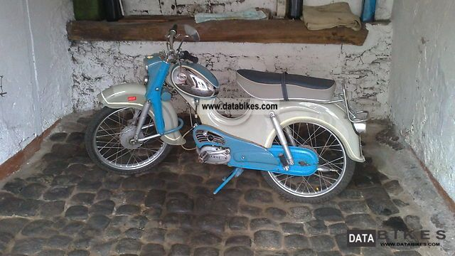 Other  Miele K 54 1961 Vintage, Classic and Old Bikes photo