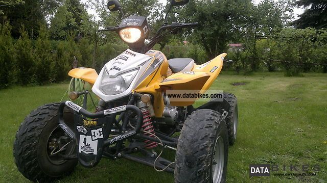 2007 Other  KINGWAY 250 ST-6 Motorcycle Quad photo
