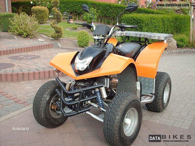 2007 Other  Shenke ST25C Motorcycle Quad photo