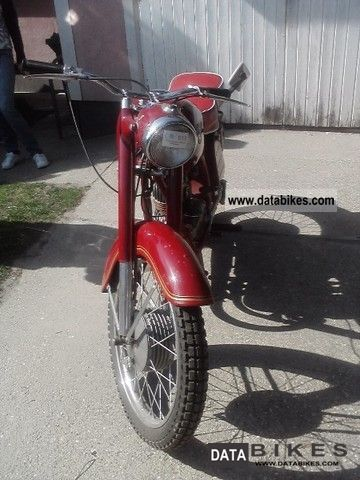 Other  Csepel Danuvia 125 1963 Vintage, Classic and Old Bikes photo