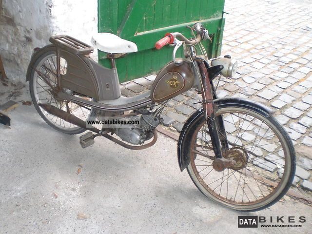 Other  Rex 2-speed 1954 Vintage, Classic and Old Bikes photo