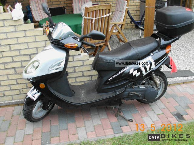 2008 Other  Yiben YB125T-15 Motorcycle Scooter photo
