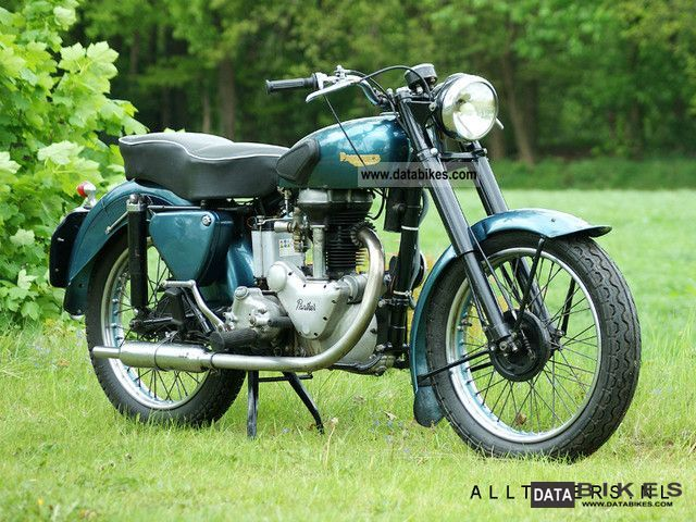 Other  Panther M65 1953 Vintage, Classic and Old Bikes photo