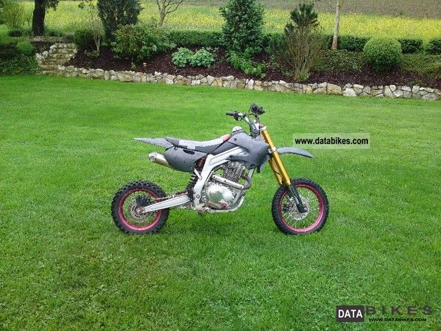 2006 Other  200cc dirt bike Motorcycle Rally/Cross photo