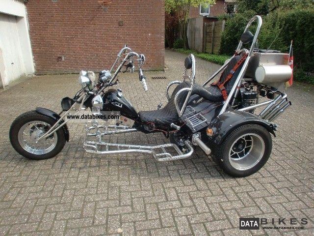 2000 Wk Trike Rebel