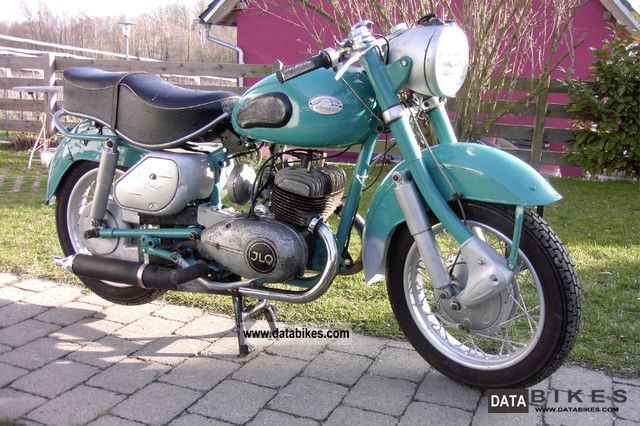 1954 Other  Express Radex 255 Motorcycle Other photo