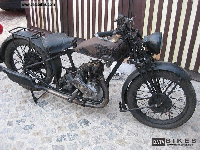 Other  Ariel 557 1929 Vintage, Classic and Old Bikes photo