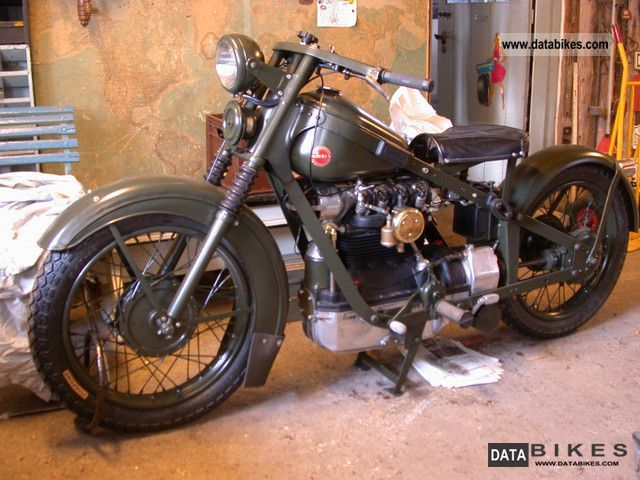 1952 Other  Nimbus Motorcycle Motorcycle photo