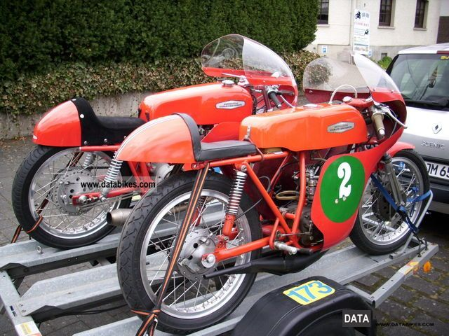 Other  Aermacchi Harley-Davidson 125 Ala de Oro 1969 Vintage, Classic and Old Bikes photo