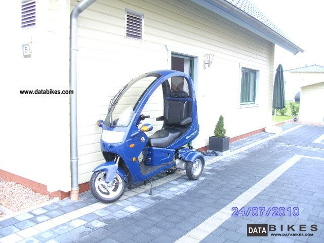 2007 Other  XY150ZK Motorcycle Trike photo