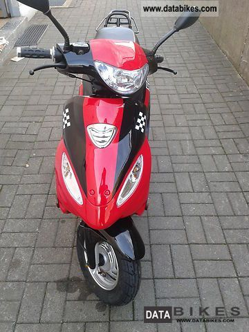 2012 Other  50cc Motorcycle Scooter photo