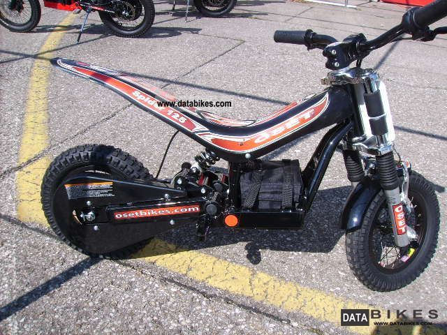 Other  Oset 12.5 24V 2010 Electric Motorcycles photo