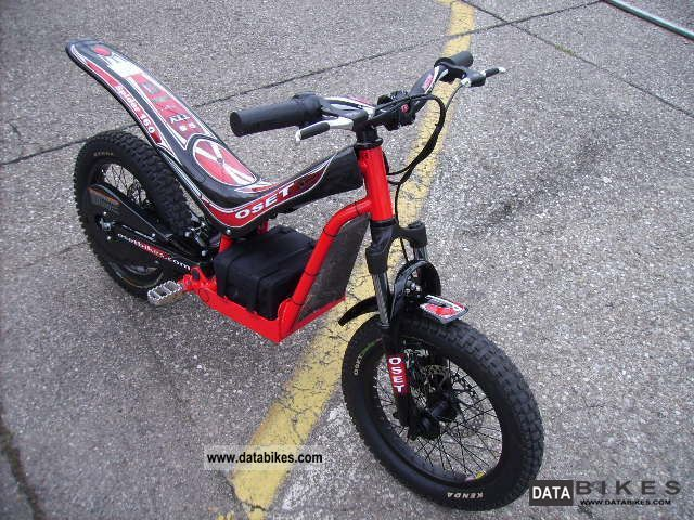 Other  Oset 16.0 24V 2011 Electric Motorcycles photo