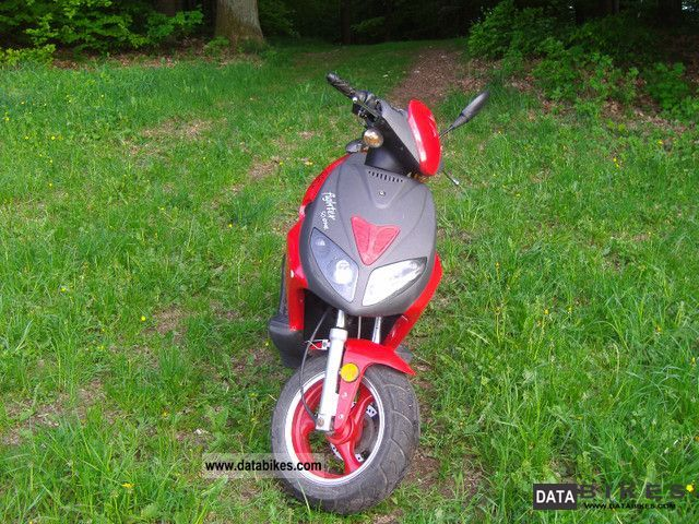 Other  One Fighter 50 2009 Scooter photo