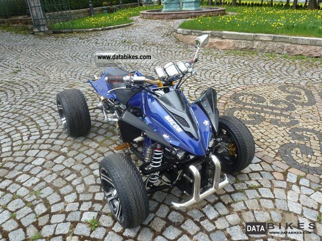 Quad Spyder 250cc Spyder 250 2012 Quad Photo