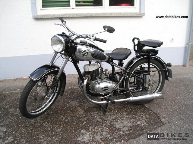Other  Hoffmann MR 175-2 1952 Vintage, Classic and Old Bikes photo
