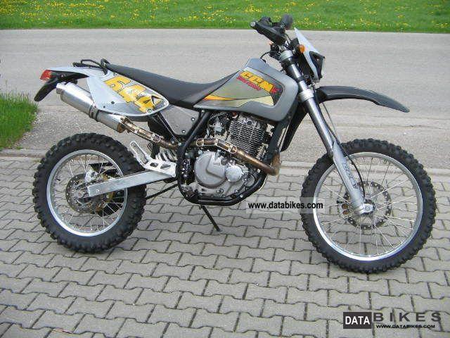 2003 Other  CCM 644 Motorcycle Enduro/Touring Enduro photo