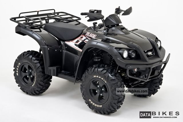 2011 Other  TGB Blade500 IRS 4x4 model with LOF 2012 Motorcycle Quad photo