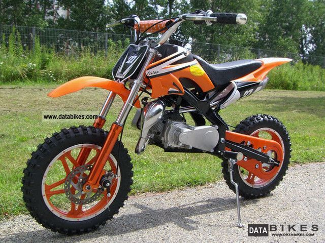 Dirt Bike Enduro Pocket Bike 49cc 2012 Apollo Enduro Bike 49cc