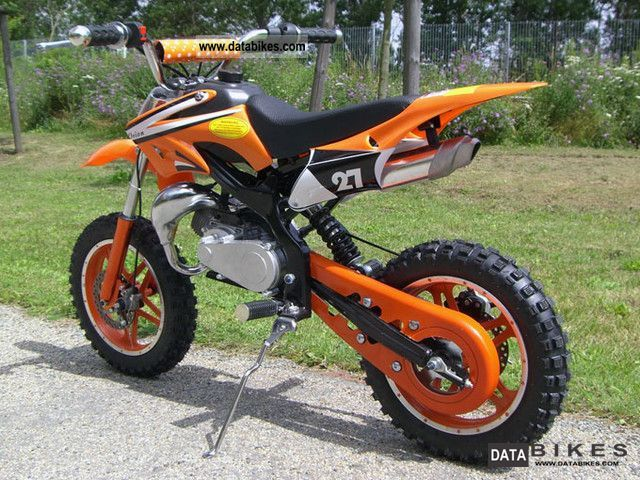 Dirt Bike Enduro Pocket Bike 49cc Enduro Bike 49cc Pocket