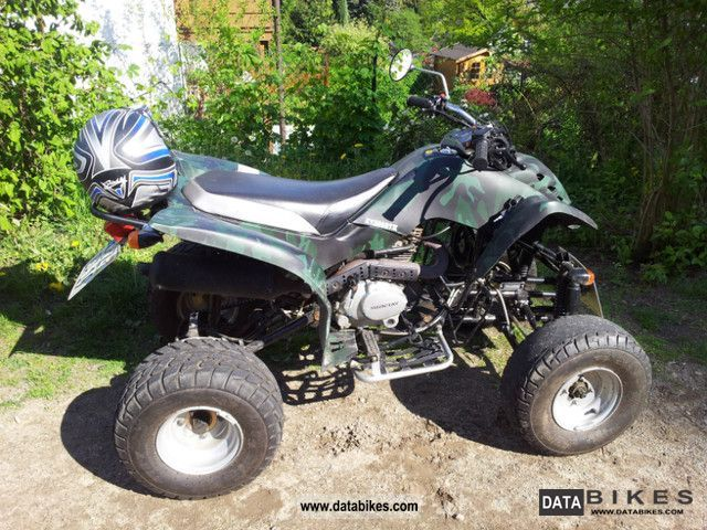 2010 Other  Shineray XY200ST II Motorcycle Quad photo