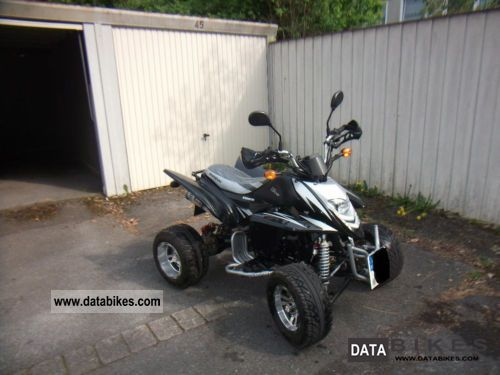 2007 Other  Shineray XY250STXE Motorcycle Quad photo