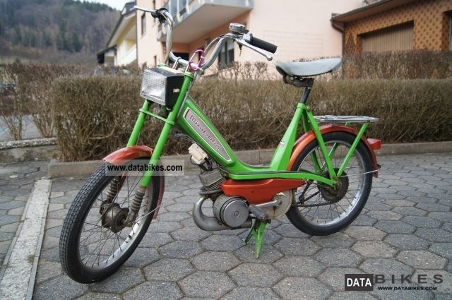 1977 Other  Mobilette Minimoby Motorcycle Motor-assisted Bicycle/Small Moped photo
