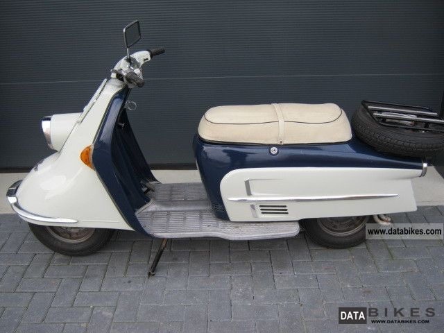 Other  Heinkel 103A-2 1964 Vintage, Classic and Old Bikes photo