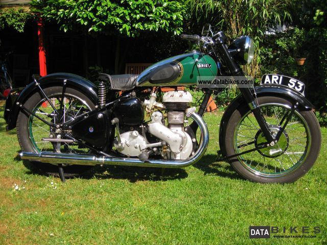Other  ARIEL VB600 1951 Vintage, Classic and Old Bikes photo