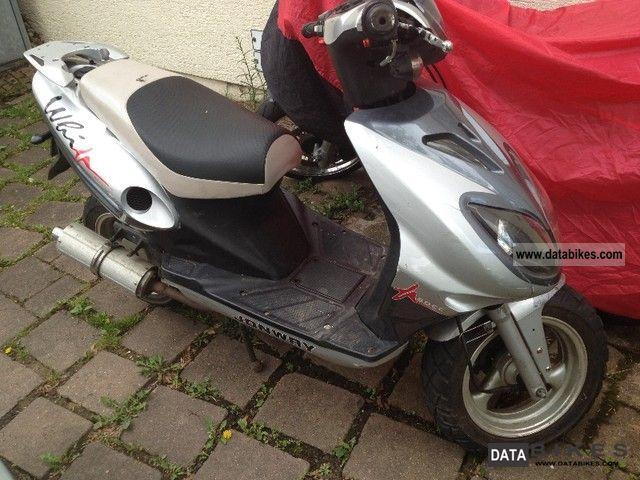 baotian 50cc 2007