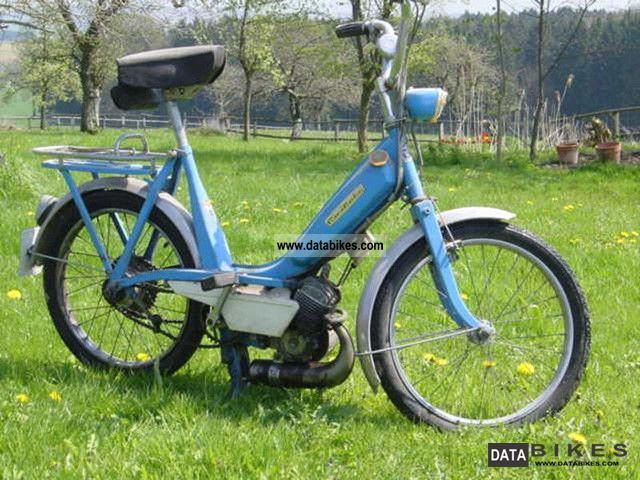 Other  Motobecane minimoby type M1PR 1960 Vintage, Classic and Old Bikes photo