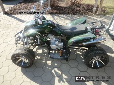 2009 Other  Zhenhua - Zhejiang Wuyi Zhenhua Motorcycle Quad photo