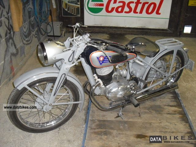 Other  Victoria KR 25 Aero 1950 Vintage, Classic and Old Bikes photo