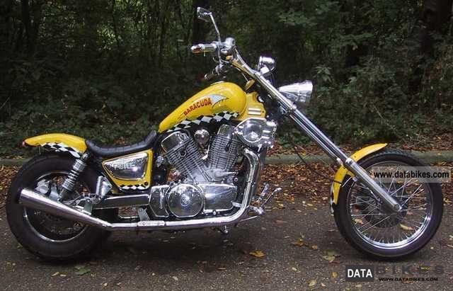 1997 Other  AME (Kawasaki VN1500) Motorcycle Chopper/Cruiser photo