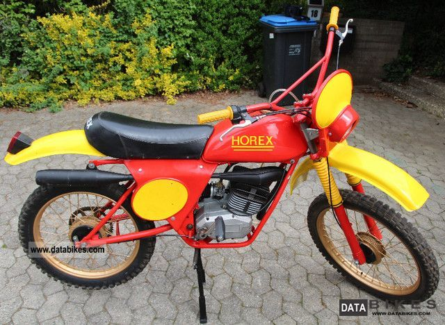 Other  Horex rebel Enduro 25 1979 Vintage, Classic and Old Bikes photo