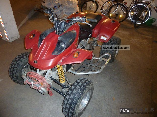 2003 Other  Cannondale Canibale Motorcycle Quad photo