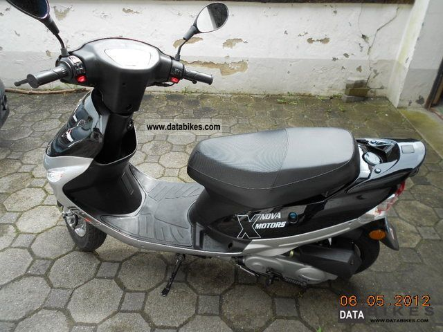 2012 Other  Nova Star City Motor Scooters Motorcycle Scooter photo