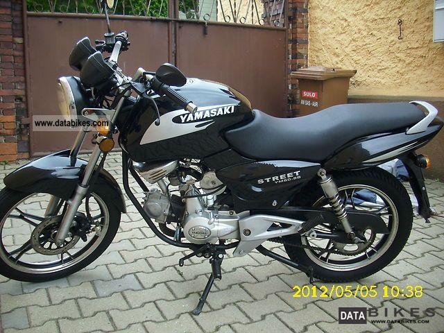 2009 Other  Yamasaki yM50-B50ccm Motorcycle Lightweight Motorcycle/Motorbike photo