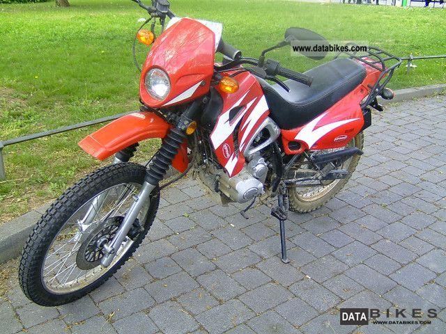 2006 Other  Enduro 125 Motorcycle Enduro/Touring Enduro photo