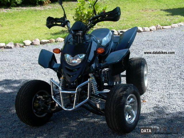 2008 Other  Shinaray Motorcycle Quad photo