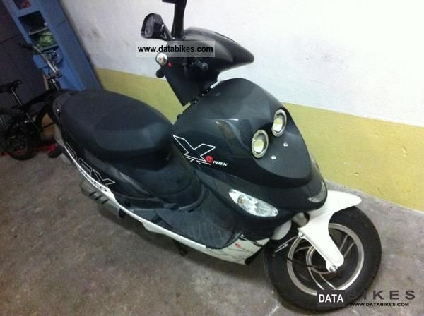 Other  Rex Rs500 2008 Scooter photo