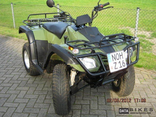 Other Bikes and ATV's (With Pictures)