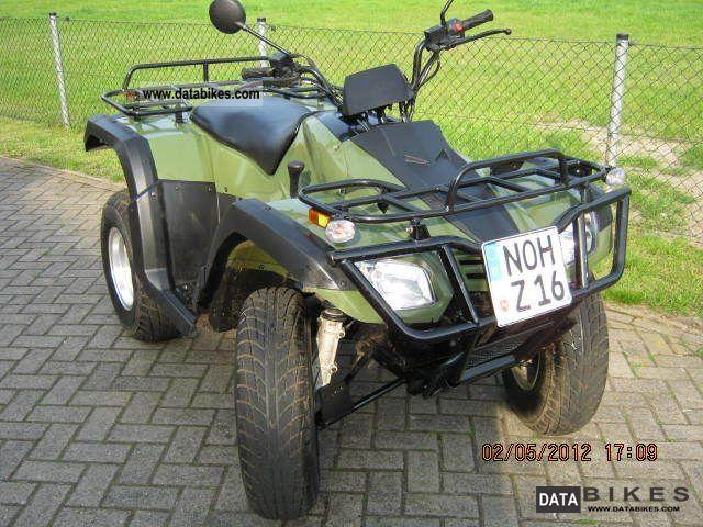 2010 Other  ATV 300 Motorcycle Quad photo