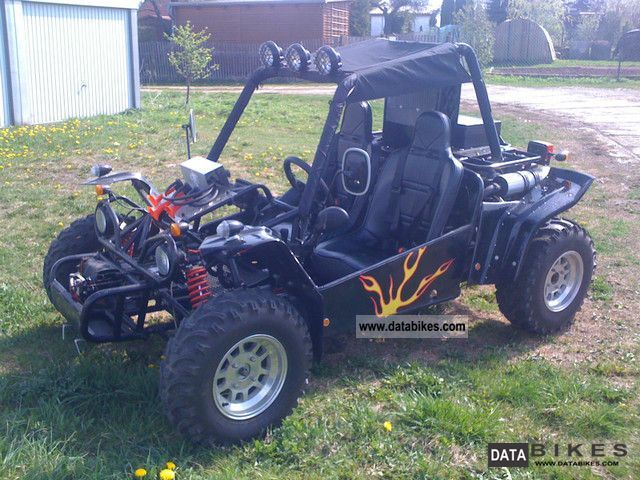 2007 Other  King Road XT 650cc GK-A Motorcycle Quad photo