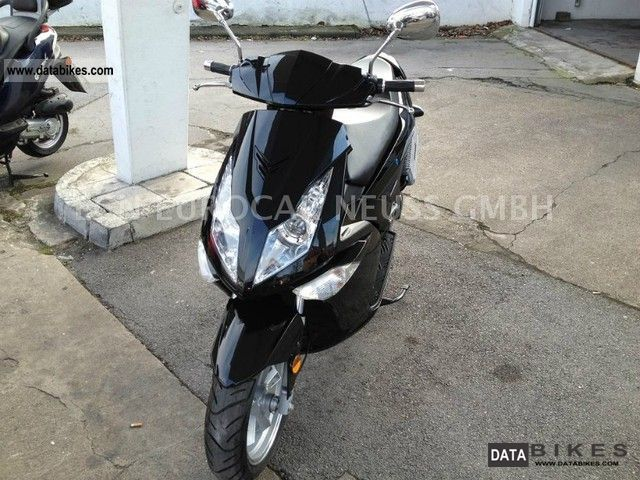 Other  E-scooter 2012 Electric Motorcycles photo