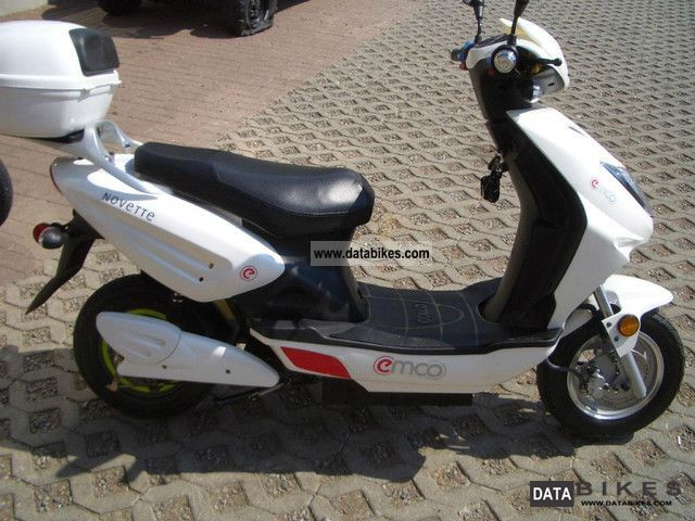 Other  EMCO Novette Li-ion 2012 Electric Motorcycles photo
