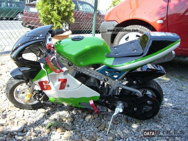 2011 Dirt Bike Mini Tuning Have Shipping Nur20